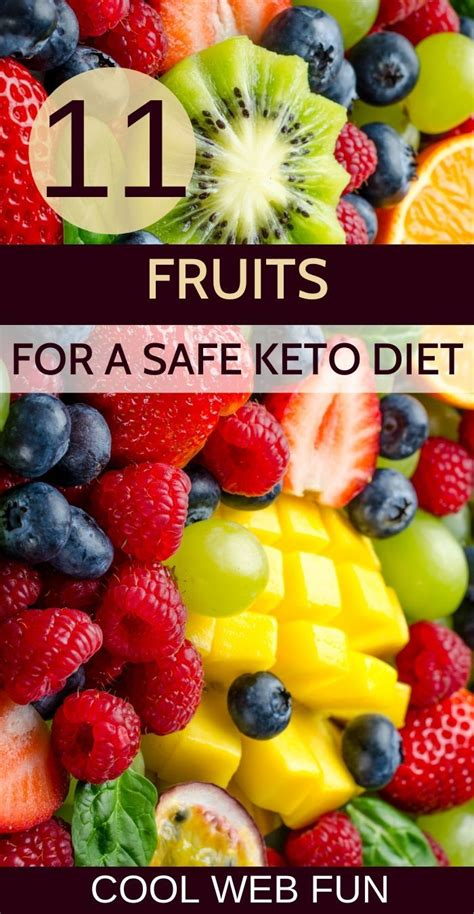 What Fruits Can You Eat On The Ketogentics Diet