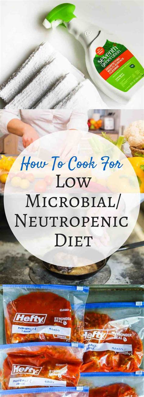 What Is A Low Microbial Diet