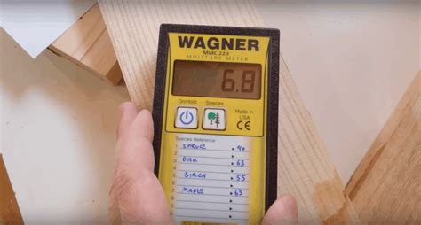What Is The Best Moisture Content For Woodworking