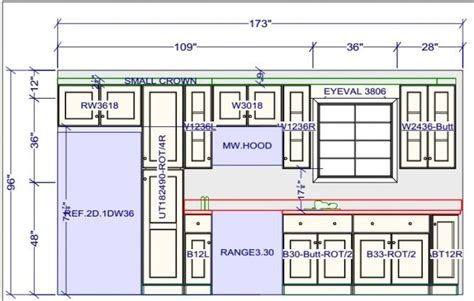 What Is The Standard Height Between Upper And Lower Cabinets In A Small