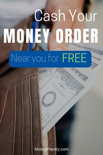 What Places Cash Money Orders