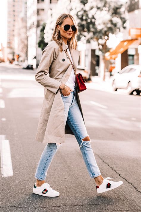 What To Wear Gucci Sneakers With