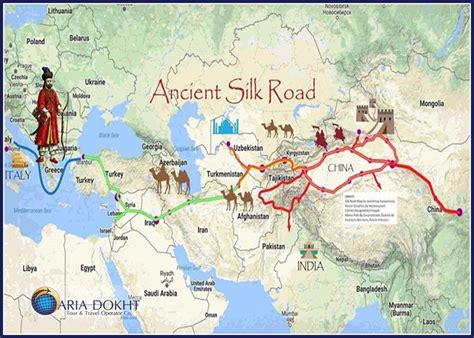[pdf] What Is The Silk Route - Unesco.