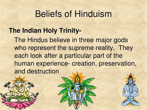 What Are The Four Major Beliefs In Hinduism And What Are Tony Robbins Spiritual Beliefs
