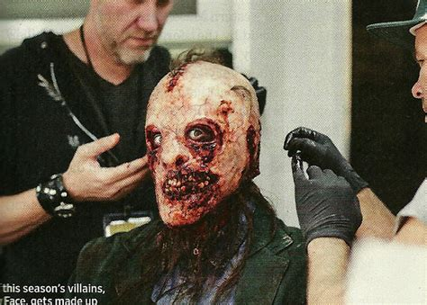 What Episode Is Bloody Face Revealed And What Images Do Moving Reveal