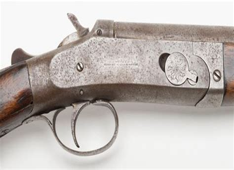 What Is An 1895 Acme Double Barrel Shotgun Value And Xouble Barrel Auto Shotgun