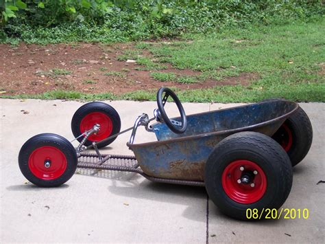 Wheelbarrow Soapbox Plans