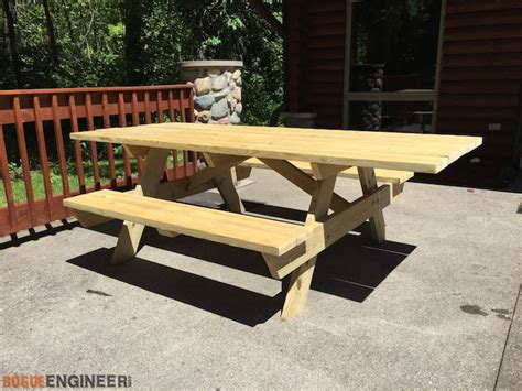 Wheelchair-Accessible-Picnic-Table-Plans
