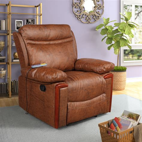 When Was The Reclinable Chair With Power Massage Created
