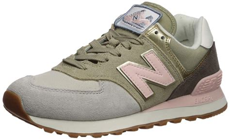 Where Can I Buy New Balance 574 Womens Metallic Sneakers