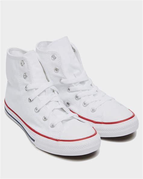 Where Can I Buy White Converse Sneakers