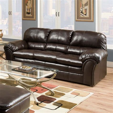 Where Can I Order Simmons Leather Couch
