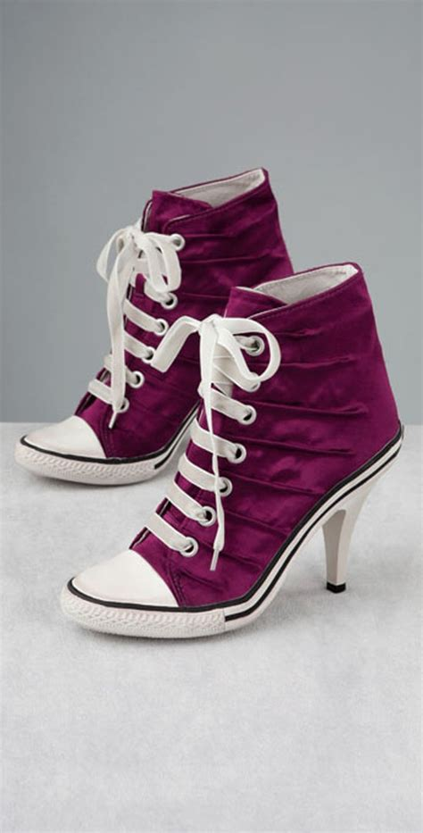 Where To Buy Converse High Heel Sneakers