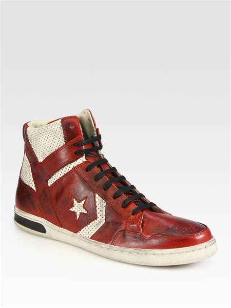 Where To Buy Leather Converse Sneakers