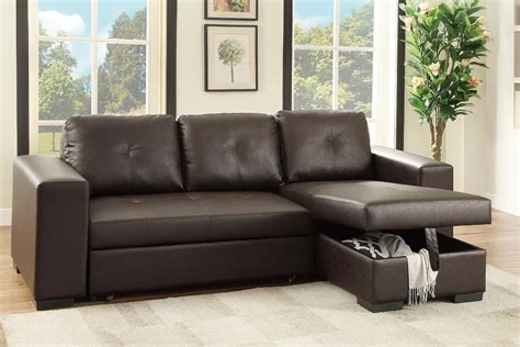Where To Get Leather Sleeper Sectional