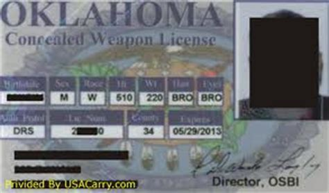 Where To Get Handgun Carry Permit In Oklahoma And Bullpup Shotgun Semi Auto