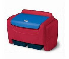 Best Where little.tikes.football.toy boxes painted
