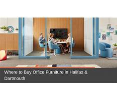 Best Where to buy furniture halifax