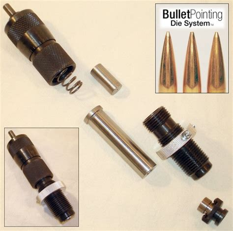 Whidden Bullet Pointing Die System And Kahr Arms Cm9 Mk9 Pm9 9mm 6round Magazine Gunmag Warehouse