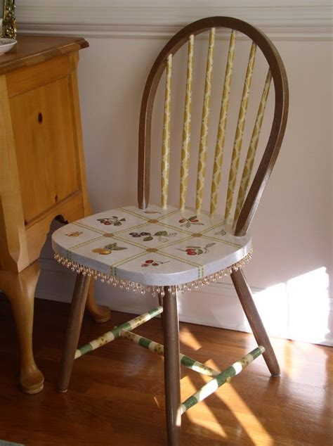 Whimsical Dining Chairs