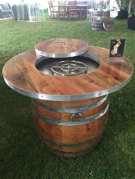 Whiskey-Barrel-Fire-Table-Diy