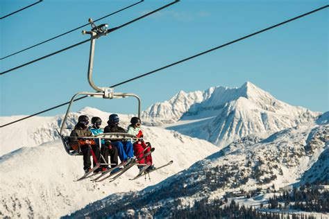 Whistler Chair Lifts Open