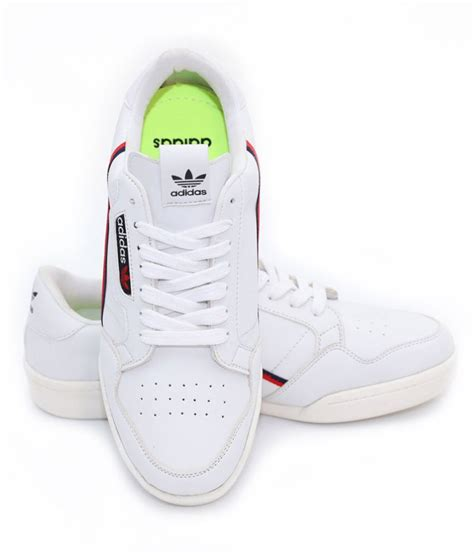 White Adidas Shoes Sneakers