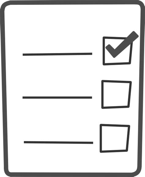 White Box Database Planning And Preparation Checklist