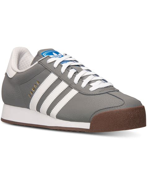 White Casual Sneakers Men Adidas