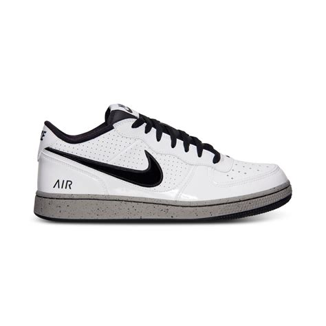 White Casual Sneakers Men Nike