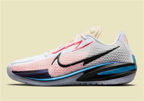 White Cut Out Sneakers Nike