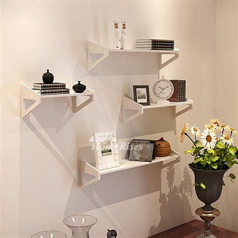 White Decorative Wall Cabinets