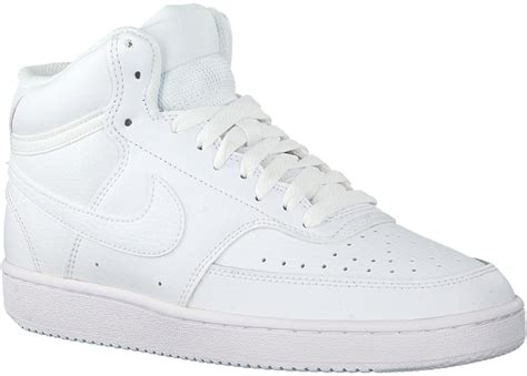 White Nike Low Top Sneakers
