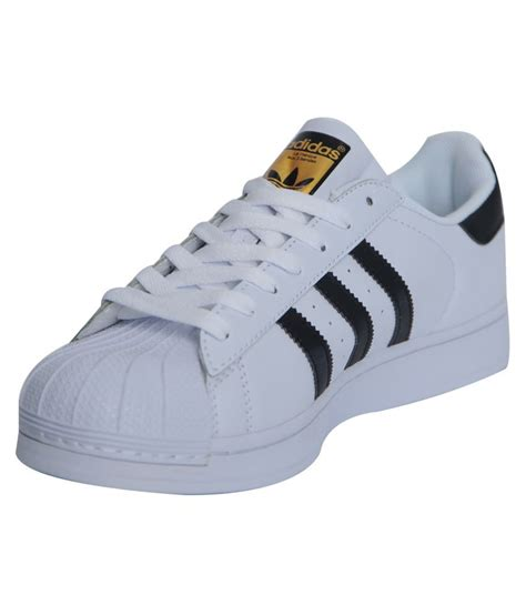 White Sneaker Shoes Adidas