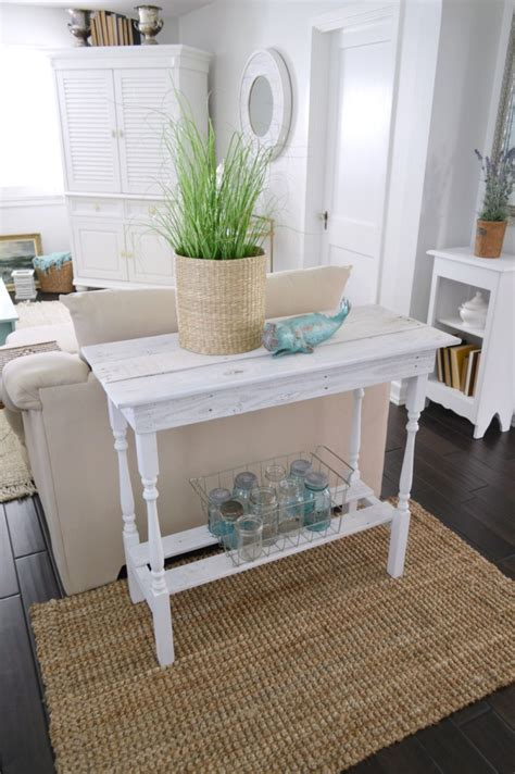 White Washed Table Diy Ideas