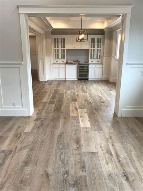 White Washed Wood Floors Diy Christmas