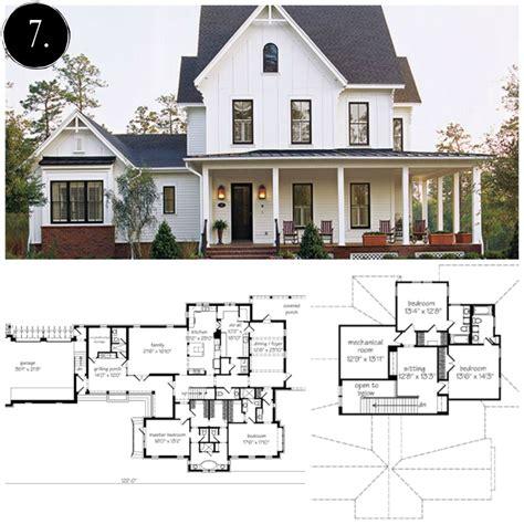 White-Farmhouse-Floor-Plans