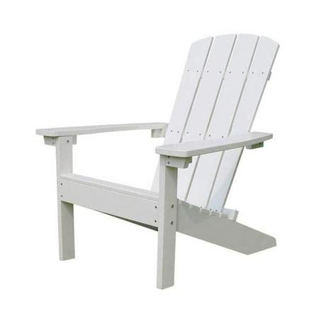 White-Faux-Wood-Adirondack-Chairs