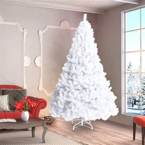White-Metal-Christmas-Tree