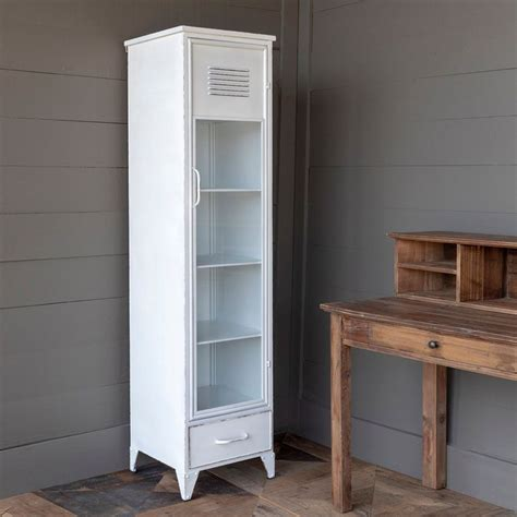 White-Metal-Storage-Cabinet