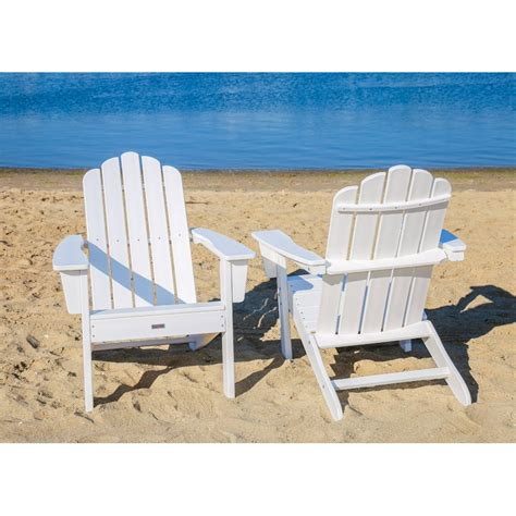 White-Plastic-Adirondack-Patio-Chair