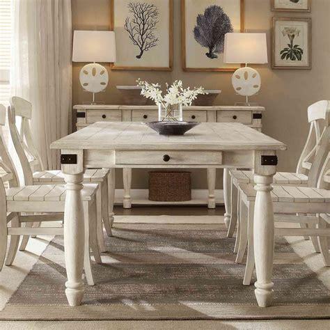 White-Rectangle-Farmhouse-Table