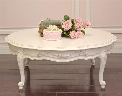 White-Retro-Coffee-Table