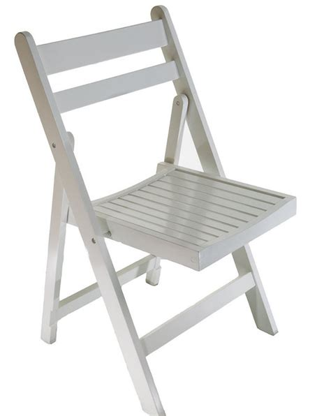 White-Wooden-Folding-Chairs-For-Sale