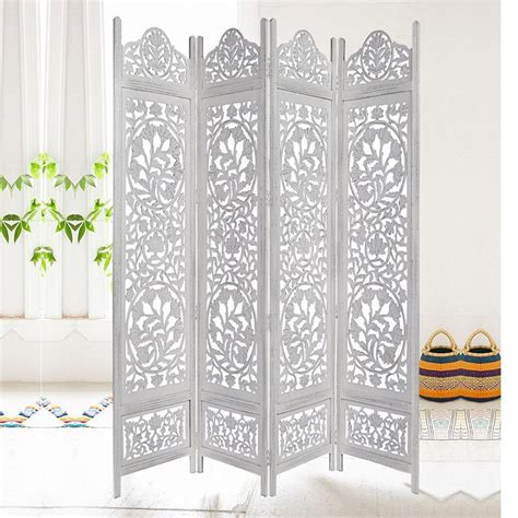 White-Wooden-Screen-Room-Divider