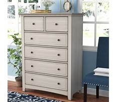 Best White chest of drawers wayfair