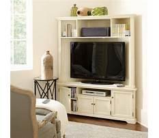Best White corner tv entertainment center