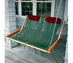 Best White porch swings with rope