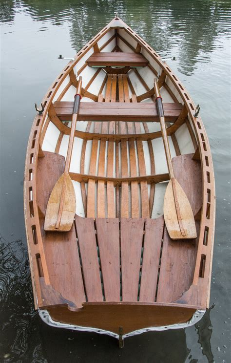 Whitehall Wooden Boat Plans