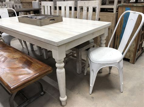 Whitewashed-Farm-Table-With-Turned-Legs